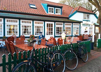 Restaurants und Cafés auf Spiekeroog