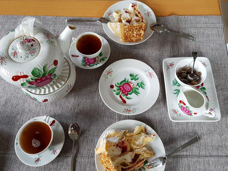 Ostfriesische Teetafel