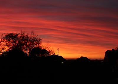 Spiekeroog - Sonnenuntergang
